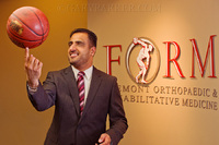 Dr Teginder Dhanoa, MD, is a board certified Sports Medicine physician and a founding member of FORM - Fremont Orthopaedic & Rehabilitation Medicine