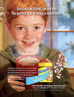 Nick for Nestle Nesquick