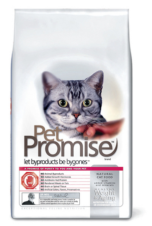 Purina Pet Promise created by Dr. Andrew Weil