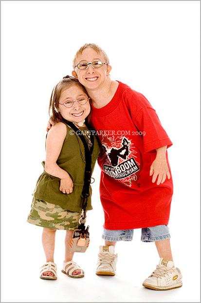 Pseudo dwarfism