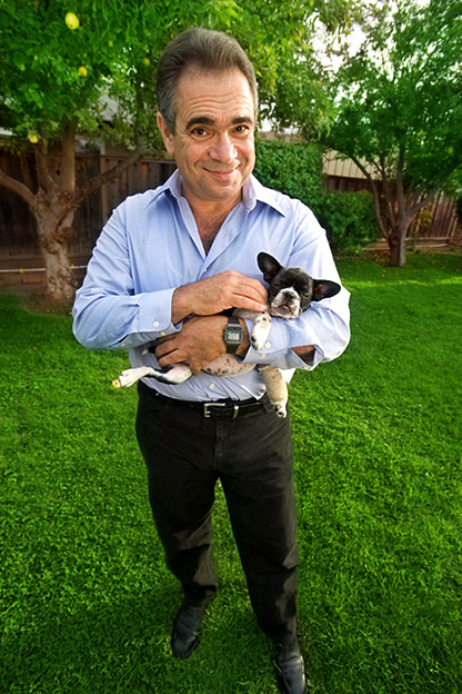 Zvi Or-bach, an Israeli Silicon Valley serial entrepreneur, is currently President and CEO of Monolith IC3D.   Known as an innovator in logic and programmable logic, Zvi is also an Israeli folk dancer and lover of French Bulldogs...