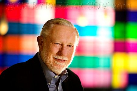 "Adobe Co-Founder & Chairman Dr. Charles ""Chuck"" Geschke.  Dr. Geschke and partner John Warnock literally transformed the visual media and graphics industries with their world-changing software, including Photoshop..."