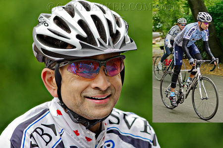 Vivek Ranadive, Chairman, CEO & Founder of TIBCO Software, is a cycling enthusiast who sponsors Team Tibco, a professional women's cycling team.  Vivek is also an owner of the Golden State Warriors...