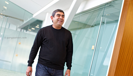SAP's Vishal Sikka/ Annual Report