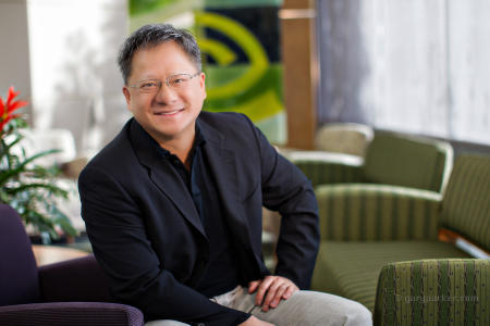 Jensen Huang, Nvidia Founder, CEO and President
