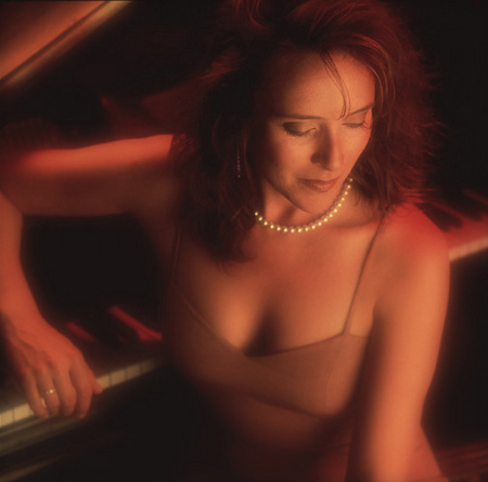 Kimberly Reeves Parker, Composer/Pianist, CD Cover