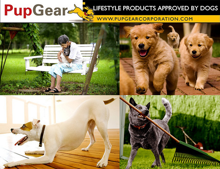 PupGear - Lifestyle Products Approved for Dogs